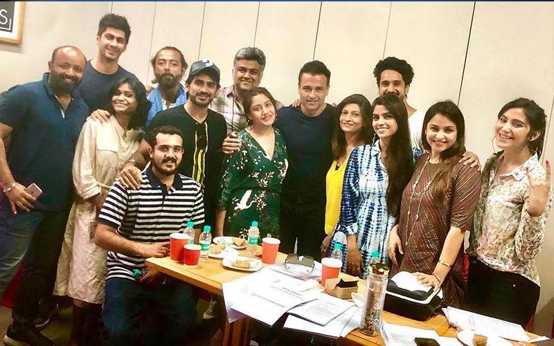 Meet Team Sanjivani 2.0: Surbhi Chandna, Namit Khanna, Gurdeep Kohli, Rohit Roy Are Just Picture Perfect!