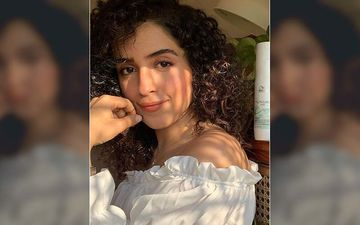 Here's How Sanya Malhotra Prepped For Her Role In Upcoming Movie Shakuntala Devi