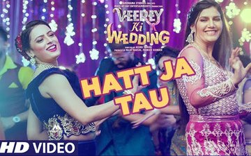 Bigg Boss 11 Fame Sapna Choudhary Grooves In Veerey Ki Wedding