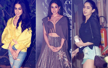 Sara Ali Khan Birthday Special: 5 Ravishing Pictures That Would Make You Fall In Love With Her