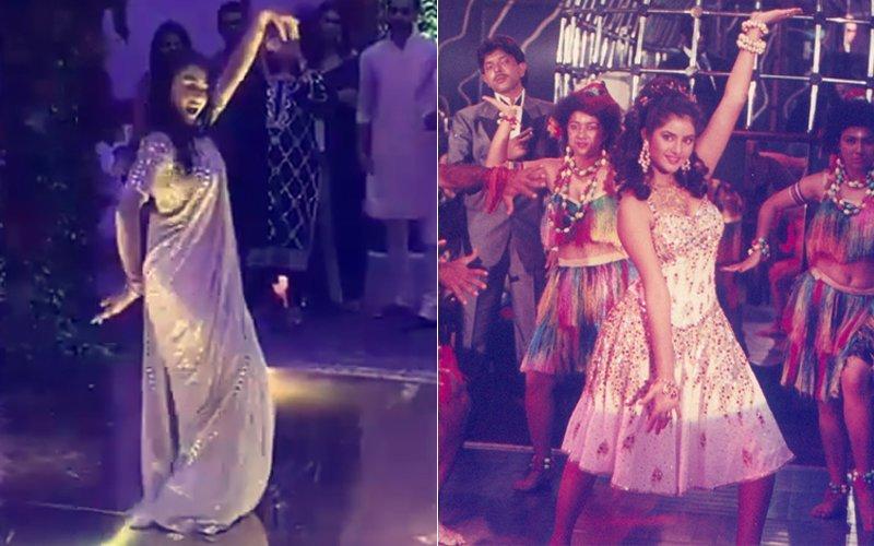वीडियो: 90 के दशक के इस फेमस गाने पर सारा अली खान ने डांस फ्लोर पर मचाया धमाल