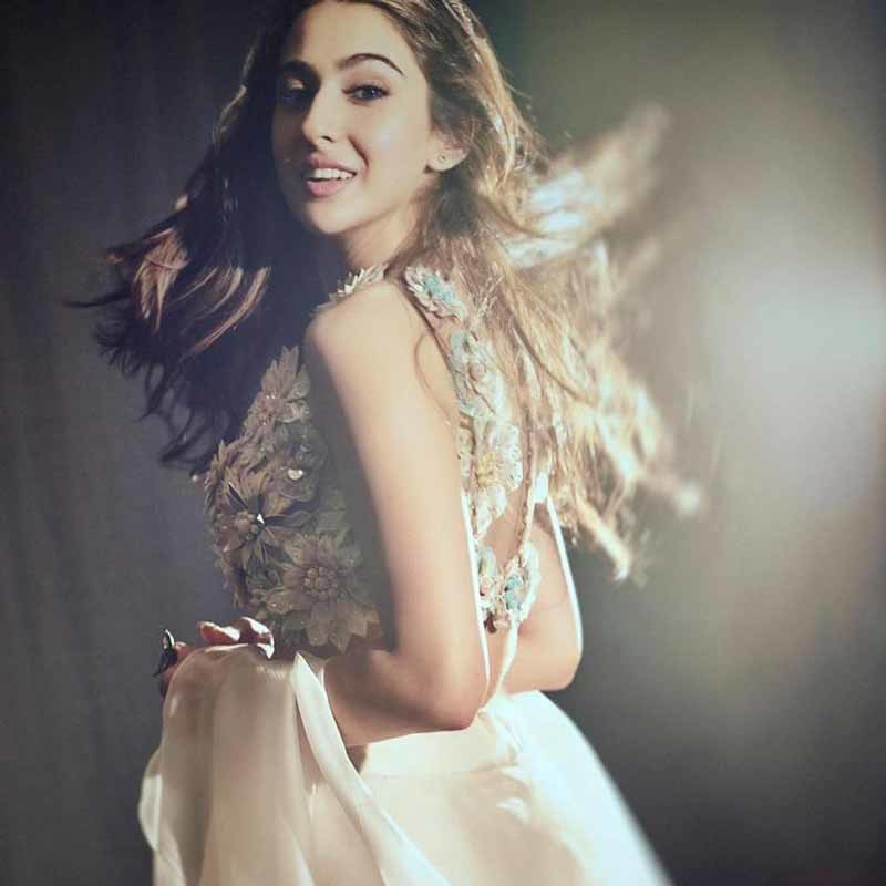 Sara Ali Khan Shots A Glamorous Picture
