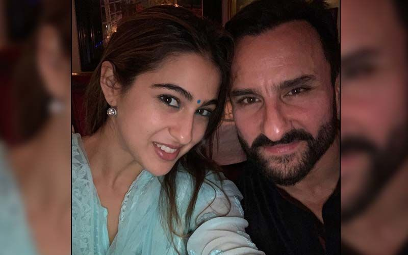 Throwback To The Time When Sara Ali Khan Hilariously Said 'YUCK' While Talking About Dad Saif Ali Khan's Very Embarrassing 'Double Meaning' Rat Song