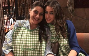 Sara Ali Khan Reveals Amrita Singh Purchased The 'Most Beautiful Lehenga' For Her To Wear To Saif Ali Khan-Kareena Kapoor's Wedding