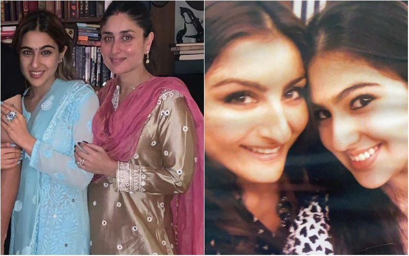 Kareena Kapoor Khan And Soha Ali Khan Share Unseen Pictures Of Sara Ali Khan And Send Out Heartwarming Birthday Wishes For The Actress