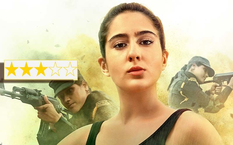 Mission Frontline Review - A Tough And Rockhard Step By Sara Ali Khan That Will Hold Your Breath!