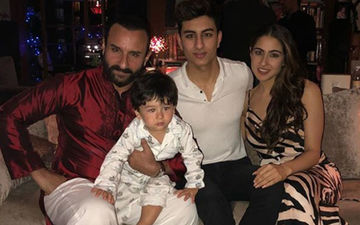 """I See The Happiness And Contentment Taimur Brings To His life,"" Sara Ali Khan On Saif Ali Khan Enjoying Fatherhood"