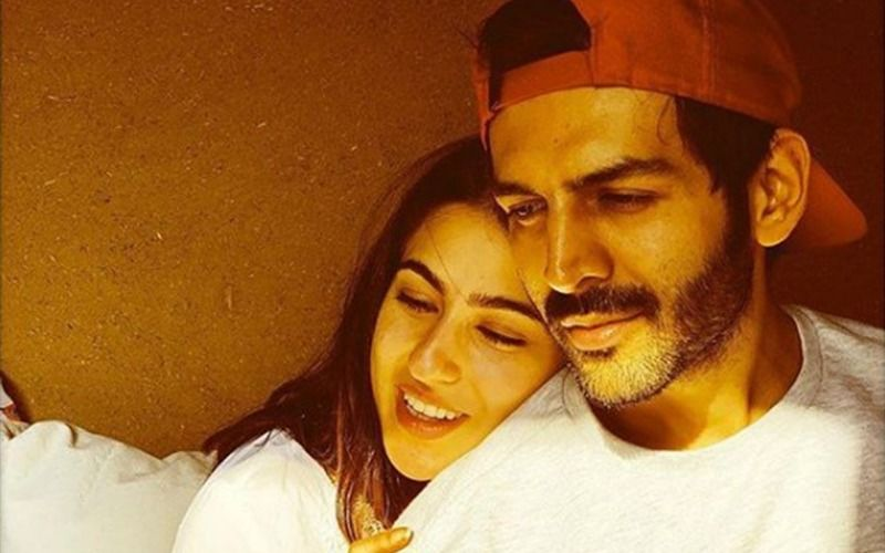 Sara Ali Khan Has Only Good Things To Say About Co-Star And Rumoured Boyfriend Kartik Aaryan