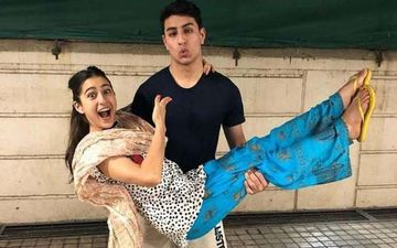 Bhai Dooj 2020: Sara Ali Khan Misses Ibrahim Ali Khan AKA 'Iggy Potter', Shares Lovely Snaps And Says 'Can't Wait To Bully You Again'- PICS INSIDE