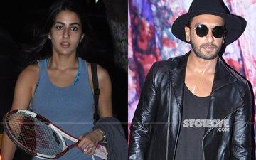 Sara Ali Khan-Ranveer Singh, The New Hot Pair In Bollywood?