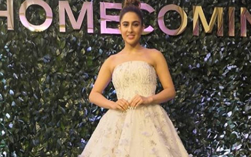 Sara Ali Khan At IIFA Awards 2019: Kedarnath Actor Looks Like A Disney Princess In White