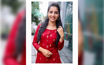 Sayali Sanjeev Excited To Be Back On Her Shoot Sets