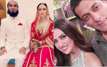 From Sana Khan's Sudden Wedding, Ugly Parting Of Ways With Melvin Louis To Awkward Hug With Salman Khan; Here's How Former Actor Continues To Grab Headlines