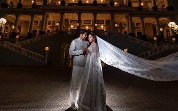 Sayyeshaa Saigal And Arya's Pre-Wedding Celebrations Look No Less Than A Fairytale: VIEW PICS