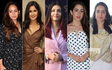 STUNNER OR BUMMER: Mira Rajput, Katrina Kaif, Aishwarya Rai Bachchan, Sara Ali Khan Or Shraddha Kapoor?