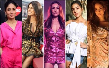 Scorchers Of The Week: Malaika Arora, Kareena Kapoor Khan, Priyanka Chopra, Mira Kapoor And Sara Ali Khan