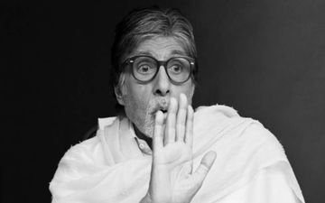 Coronavirus Scare: Amitabh Bachchan Gets 'Self-Quarantined' Stamp On His Hand With Voter's Ink; Shares Pic