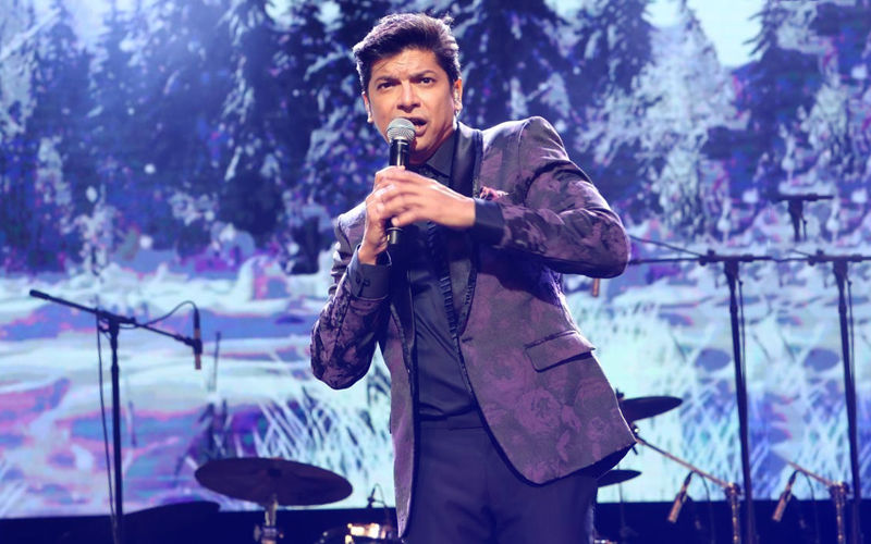 Shaan Pelted By Stones And Paper Balls During Concert In Assam