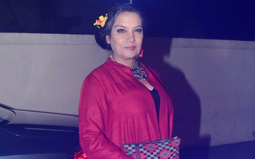 Shabana Azmi Becomes The Global Leadership Ambassador For Women In Public Service Project