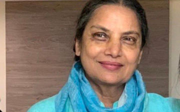 Shabana Azmi Posts First Picture Post Car Accident, Thanks Tina Ambani, Fans And Doctors For Help