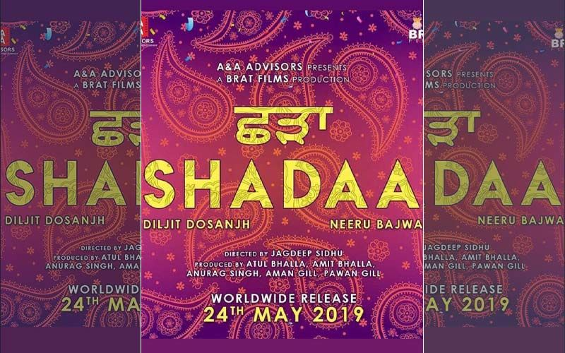 Shadaa Trailer To Be Out Soon, Diljit Dosanjh Confirms