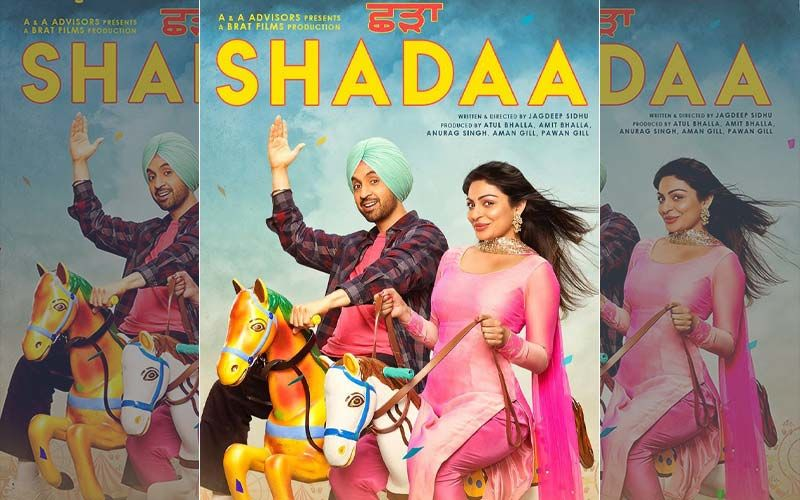 'Shadaa' Trailer is Out, 'Not-Wanting-To-Marry' Diljit Dosanjh is Set to Give Youth a Reason to Smile