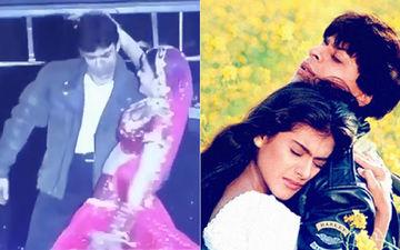 Throwback Video: Aishwarya Rai & Aamir Khan Groove To Shah Rukh Khan & Kajol's Tujhe Dekha Toh