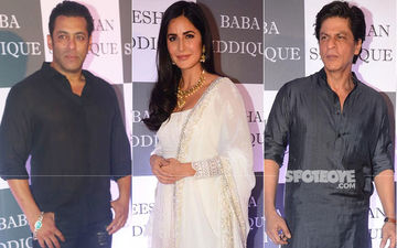 Baba Siddique Iftaar Party: Shah Rukh Khan, Salman Khan, Katrina Kaif Dazzle At The Grand Affair
