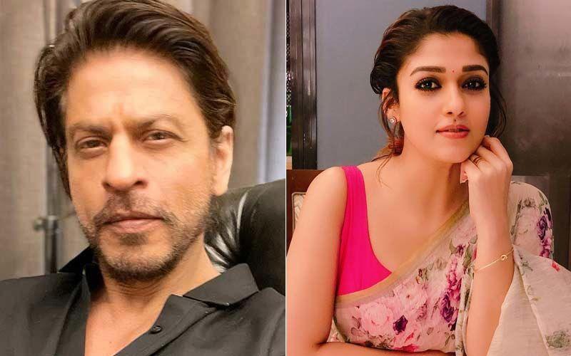 Shah Rukh Khan To Romance Nayanthara In Atlee's Upcoming Hindi Film? - REPORTS