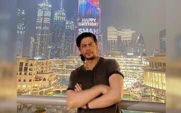 When Shah Rukh Khan Said His Name Could Spoil His Children's Life And Added 'I Don't Want That To Happen'-WATCH Video