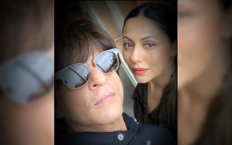 Gauri Khan Gives A Sneak Peek Inside Shah Rukh Khan's Newly Designed Red Chillies Office; Says 'Designing It Was An Interesting Challenge'