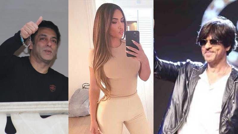 Kim Kardashian Once Chose Salman Khan Over Shah Rukh Khan For Her Entry In Bollywood; Read On