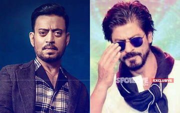 Shah Rukh Khan Is Helping Out An Ailing Irrfan Khan In London. Here Is How...