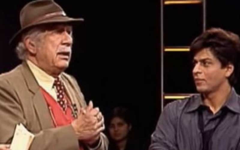"Shah Rukh Khan's Emotional Message On Fauji Director Raj Kumar Kapoor's Demise: ""We'll Miss You"""