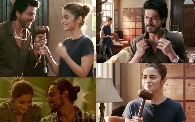 'Romantic Couples Itne Irritating Kyun Hote Hai?', Alia Bhatt Asks Shah Rukh Khan