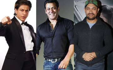 OMG: The Three Khans- SRK, Salman And Aamir In One Film!