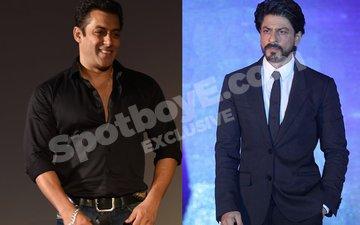 Shah Rukh's 'Wife' Is Salman's New Bestie!