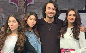 Shaheer Sheikh Reunites With Erica Fernandes And Sonarika Bhadoria In Indonesia- Blast 'With' The Past!