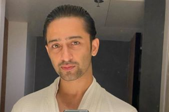 Shaheer Sheikh Shares A Fresh, Just Out Of Bath Picture Posing In A Bathrobe; It's Drool-Worthy To Say The Least