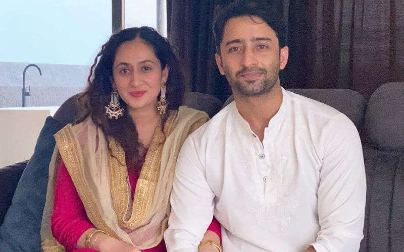 Shaheer Sheikh And Wife Ruchikaa Kapoor Blessed With First Child, Couple Welcomes A Baby Girl