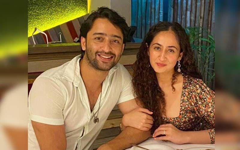 Shaheer Sheikh and Ruchika Kapoor Announce The Name Of Their Newborn Baby Girl With A Cute Picture!