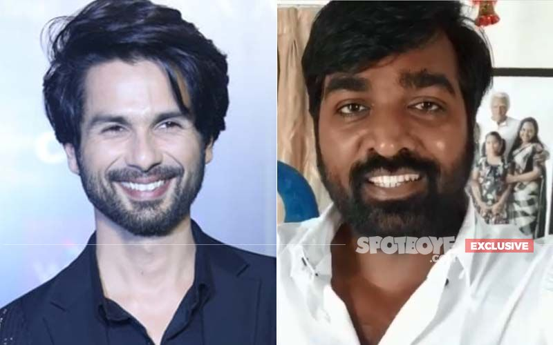 Raj-DK Quietly Begin Shooting For Shahid Kapoor And Vijay Sethupati's Web Series Titled Sunny-EXCLUSIVE