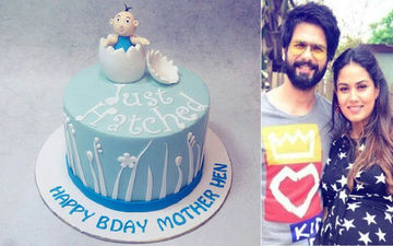Mira Rajput's 24TH Birthday: Shahid Kapoor Surprises With A 'Happy B'Day Mother Hen' Cake