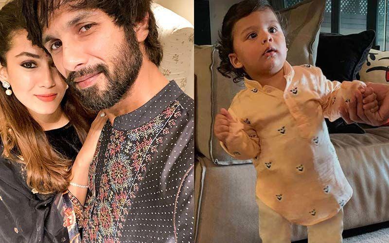 Shahid Kapoor and Mira Rajput's Son Zain Is Too Cute To Handle As He Rocks The Kurta Pajama Look In Latest Photo