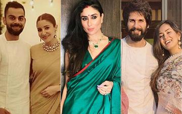 That's How Anushka Sharma-Virat Kohli, Kareena Kapoor Khan, Shahid Kapoor-Mira Rajput Lit Up Their Diwali