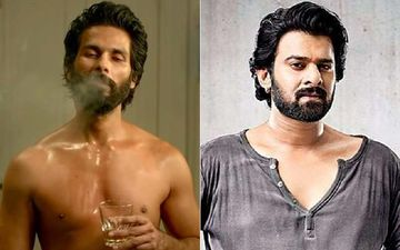 Baahubali Star Prabhas Feels Shahid Kapoor's Kabir Singh Looks Better Than Arjun Reddy