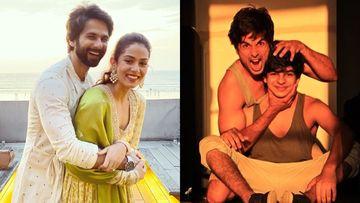 Shahid Kapoor Birthday: Mira Rajput Goes Mushy, Wishes 'The Love Of Her Life'; Bro Ishaan Khatter Calls Him 'OG' – PICS