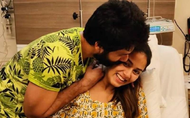 Mira Rajput Says 'Too Much Information' When A Fan Got Extra Curious To Know The Place She And Shahid Kapoor 'Mate'