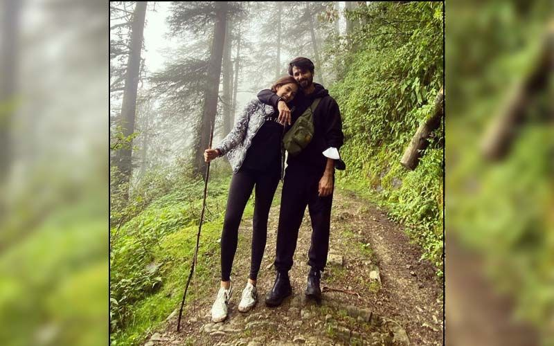 Shahid Kapoor And Mira Rajput Give A Glimpse Of Their Time In The 'Lovely, Dark And Deep' Woods