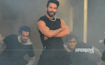 Shahid Kapoor Sets The Stage On Fire As He Launches His Clothing Brand